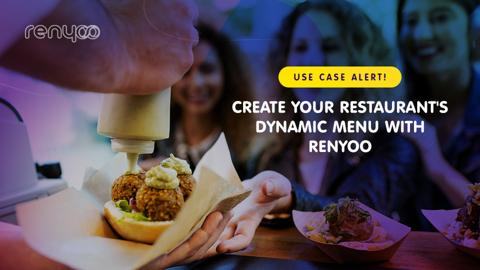 We're helping restaurants up their service game with order customization.